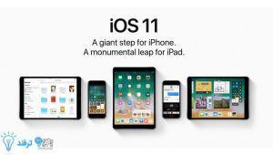 بروزرسانی iOS و روش حل ارورها