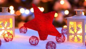 تزیینات کریسمس