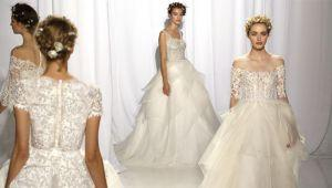 مدل لباس عروس از برند Reem Acara