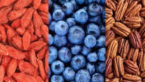 12 غذای سالم سرشار از آنتی اکسیدان