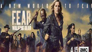 مرگ یا ناپدید شدن مورگان جونز در سریال مردگان متحرک و حضور او در کراس اوور سریال ترس از مردگان متحرک