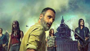 مرگ ریک گرایمز- رستگاری نیگان- فصل نهم سریال مردگان متحرک