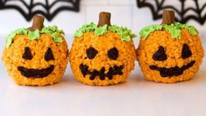 منوی خوراکیهای هالووینی ویژه کودکان