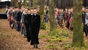مدل های لباس پاییزه از برند شانل