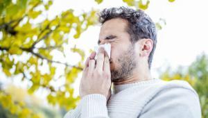 علایم آلرژی