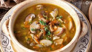 بهترین سوپ برای سرماخوردگی