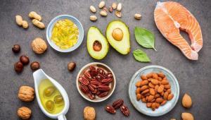 مواد غذایی غنی از امگا 6