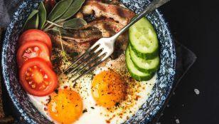 خوراکی های سرشار از پروتئین برای صبحانه